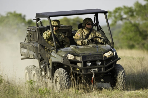 Two-passenger Light Tactical All-Terrain Vehicle