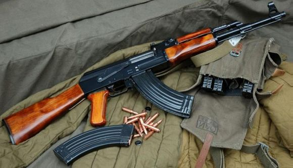 'Indian special forces are perhaps the only ones in the world today that use AK-47s'