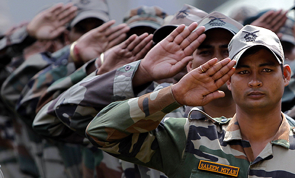 7th Pay Commission recommends 2-fold hike in Military Service Pay