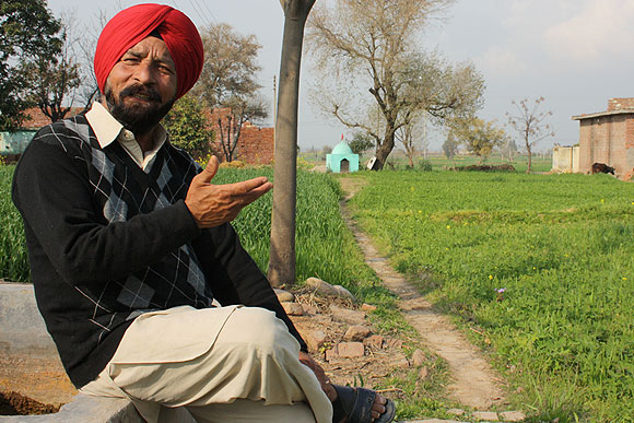 PVC Bana Singh retired from the Indian Army after 32 years and returned to his village near Jammu