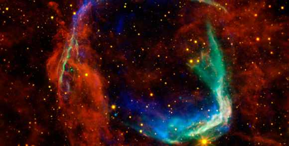 All eyes on oldest recorded supernova