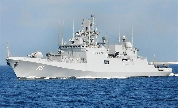 India, Russia seal $500 million deal for construction of 2 frigates