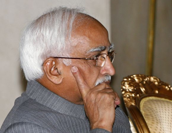 Hamid Ansari's second stint will give him more elbow room and he may be able to provide a more effective steer in Parliament