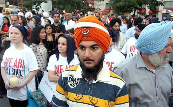 America weeps for Wisconsin gurdwara victims