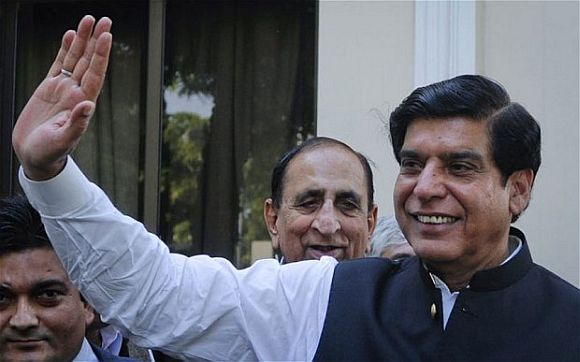 Pakistan PM Raja Pervez Ashraf is safe for 3 weeks