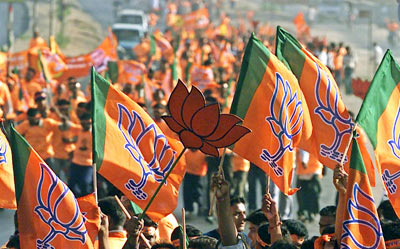 BJP got 1,450cr through electoral bonds in 2018-19