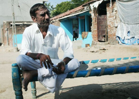 Meet Kanuji, former sarpanch of Rasulpura, and a crorepati!
