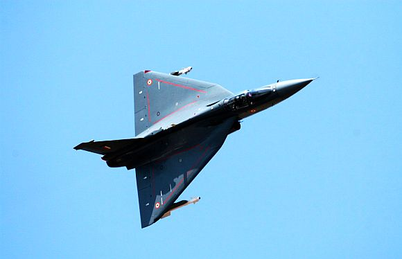 HAL's Tejas Light Combat Aircraft