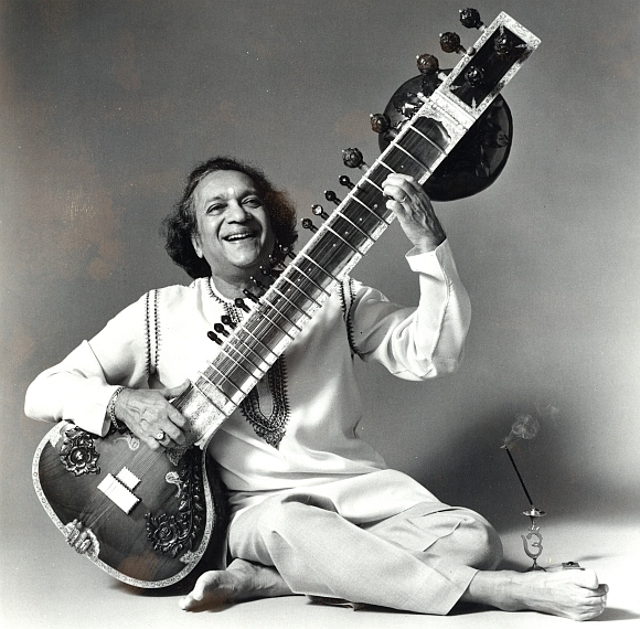 What George Harrison learnt from Ravi Shankar