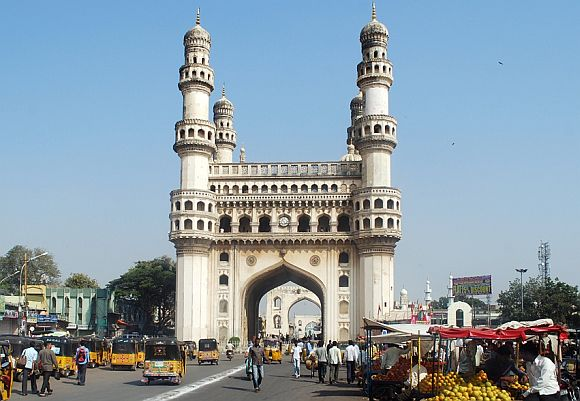 Hyderabad may be declared as the capital of the new state