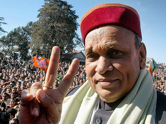 IN PIX: The big winners in Himachal Pradesh