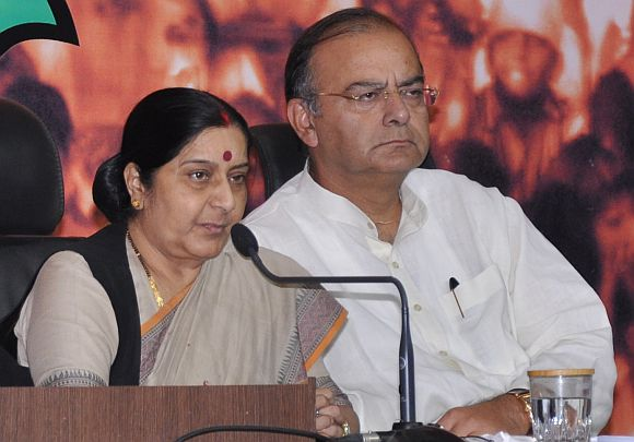 Padma awards for Jaitley, Sushma, Fernandes, Parrikar