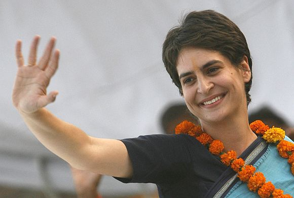 If Priyanka Gandhi steps out, Rahul's work can be taken to the next stage, admits a senior BJP leader