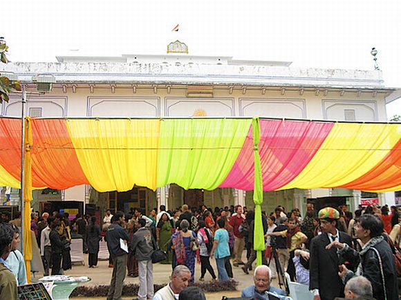 Over 260 authors from across the globe will attend the Jaipur Literary Festival