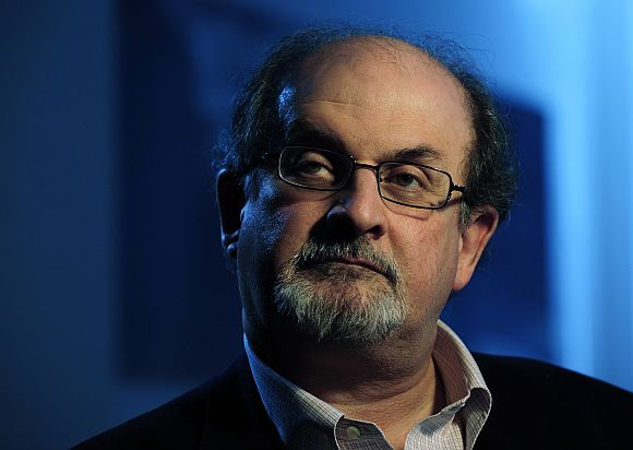 Salman Rushdie's scheduled video address at the JLF got cancelled at the last moment due to threat of violence by some Muslim groups