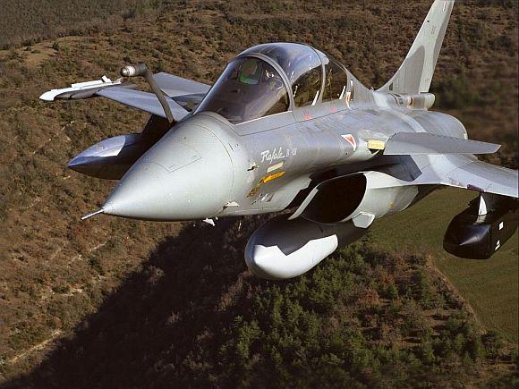 IAF vice chief rebukes critics of Rafale deal
