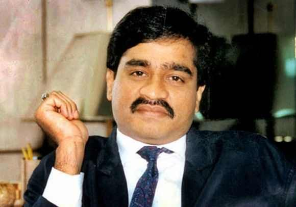 Fugitive gangster Dawood Ibrahim, seen here in the mid-1980s.