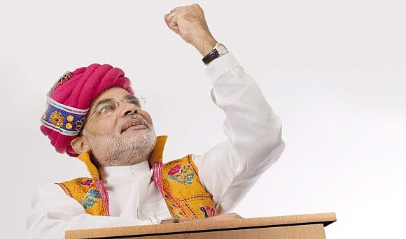 Narendra Modi a firm, no-nonsense leader: Time