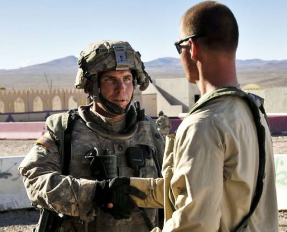 File photo of Staff Seargent Robert Bales