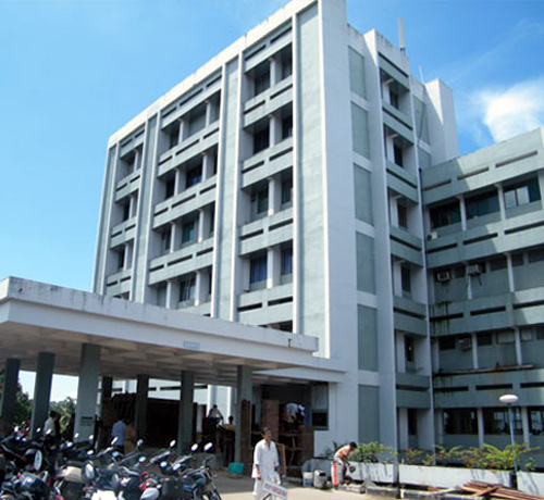 The Regional Cancer Centre in Thiruvananthapuram