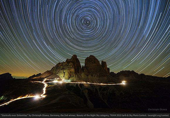 AWESOME PHOTOS: The beauty of the starry sky