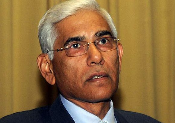 CAG of India Vinod Rai
