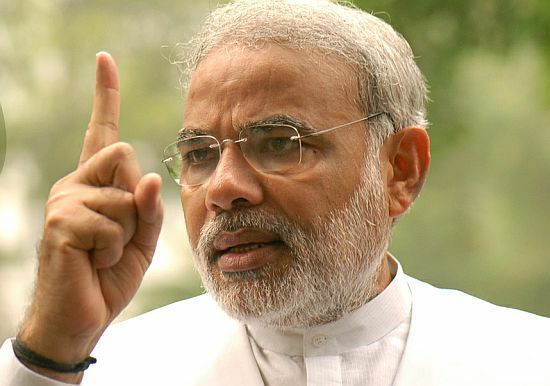 Congress fears it will be out of power if India gets rid of poverty: Modi