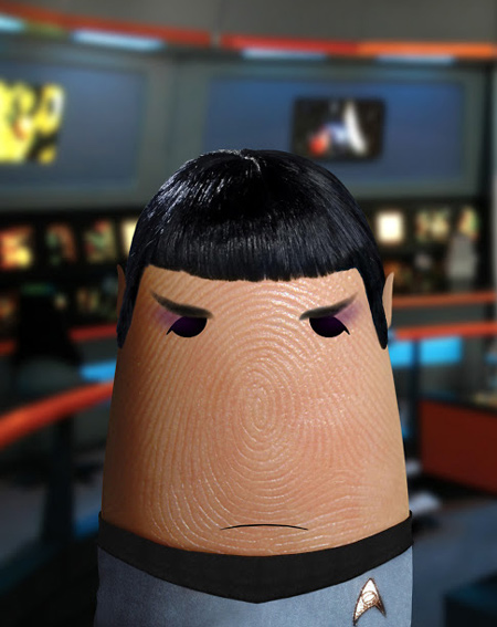 Spock from Star Trek
