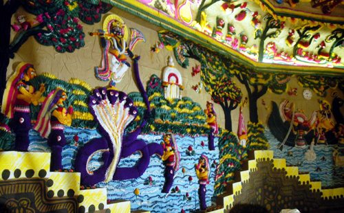 Kolkata Puja pandals that cost more than a million
