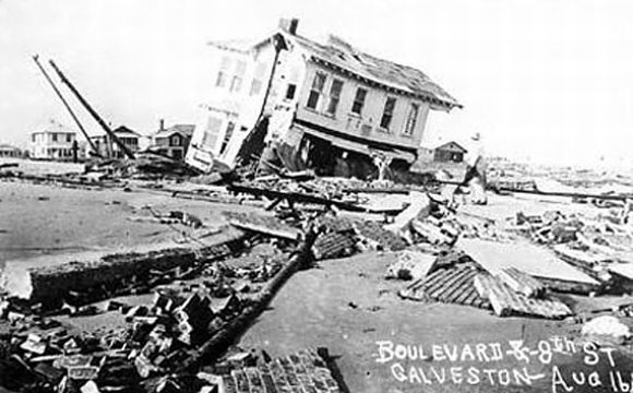 Galveston Hurricane of 1915