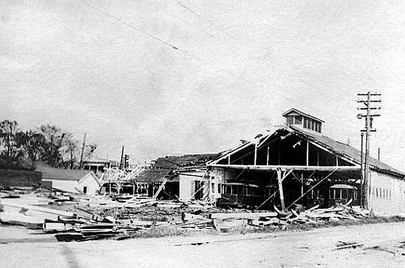 New Orleans Hurricane of 1915