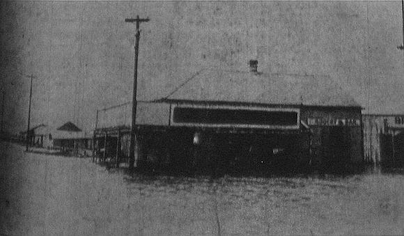 The Grand Isle Hurricane of 1909