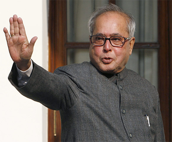 President Pranab Mukherjee is missing his role as UPA troubleshooter.