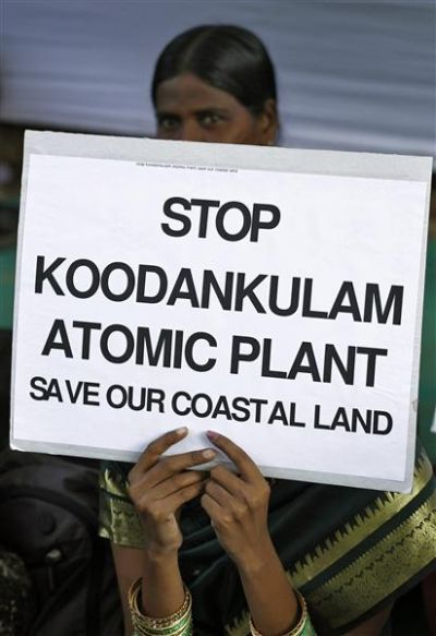 Protests have dogged the Koodankulam nuclear plant for the last couple of years