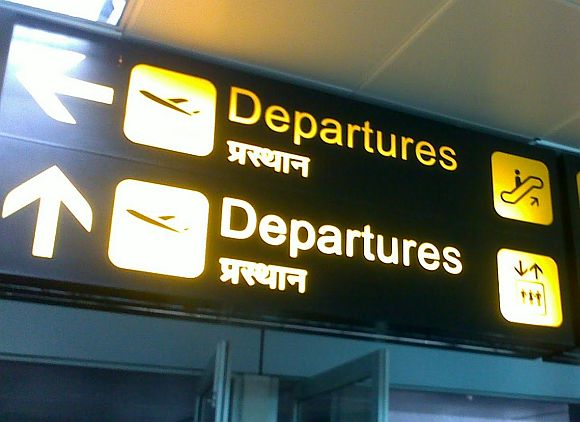 Get ready to be stripped at Delhi airport!