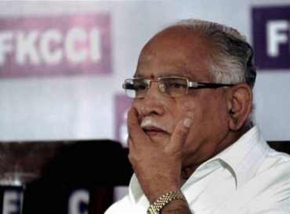 KJP leader B S Yeddyurappa did everything under the sun to defeat Shettar