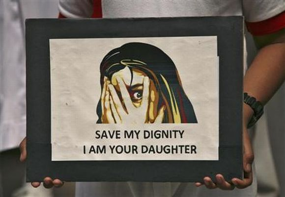 Protect women in India!