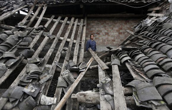 Life will never be the same in quake-hit Sichuan