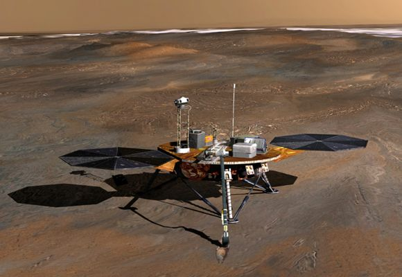 'Air on Mars must be much cleaner to breathe'