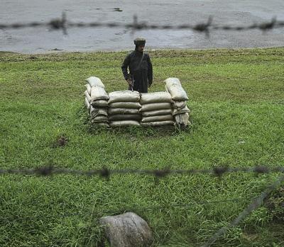 Chenab current drifts BSF jawan, captured by Pakistan