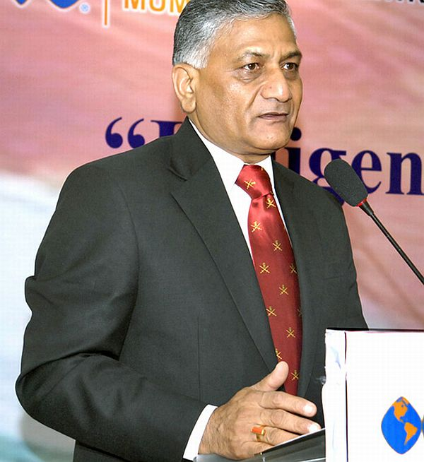V K Singh justifies decision on Suhag promotion ban