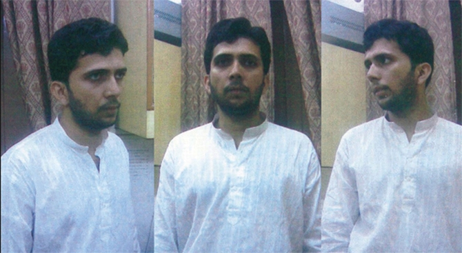 Indian Mujahideen co-founder Yasin Bhatkal