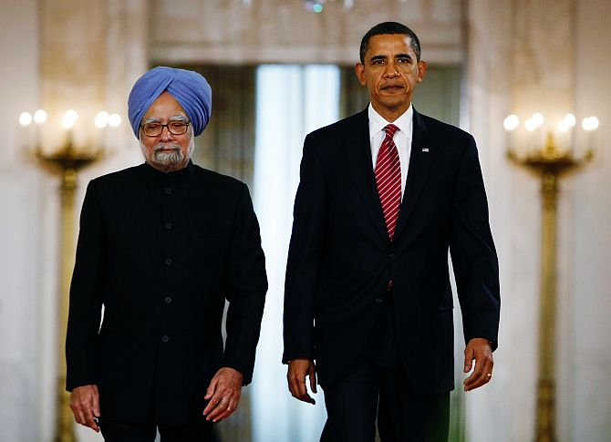 The H1-B visa issue will be one of the issues Prime Minister Manmohan Singh will discuss with President Barack Obama on September 27.