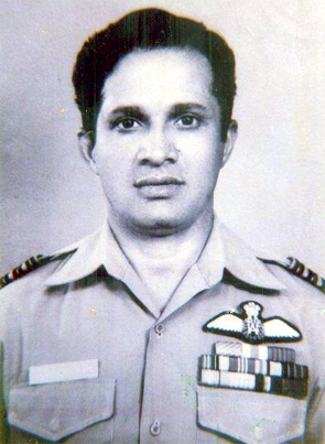 Flying Officer Dilip Parulkar was two years and 10 months in service during the 1965 War