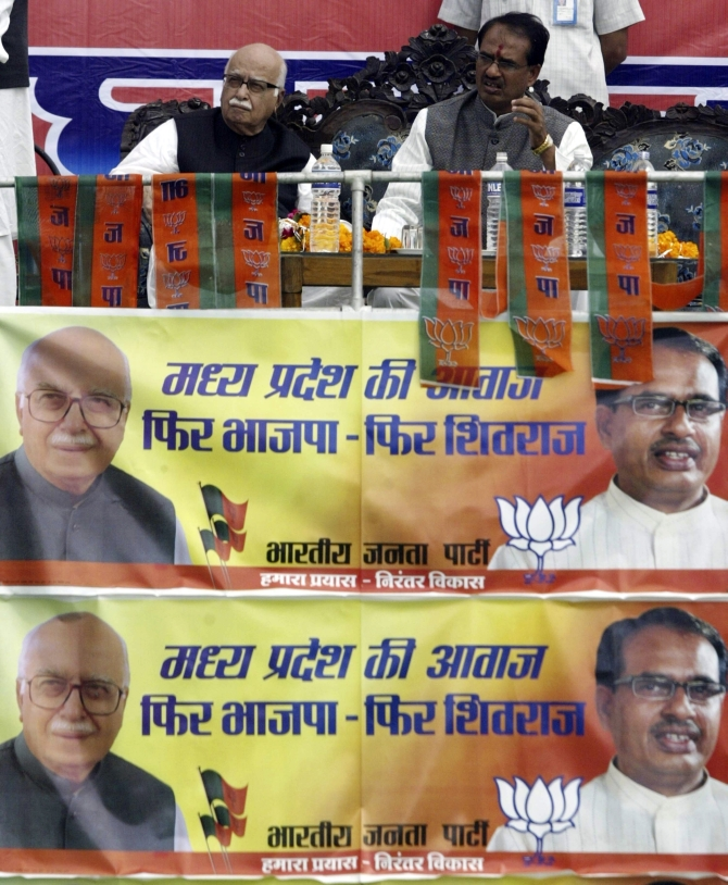 What Shivraj Chouhan and Modi both WANT: No, not the PM's post!