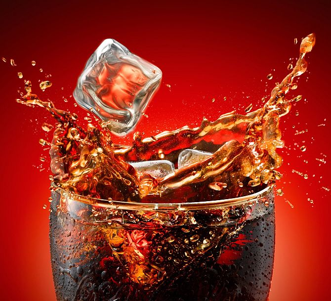 It's official! Single large Coca Cola serving has 44 tsp of sugar
