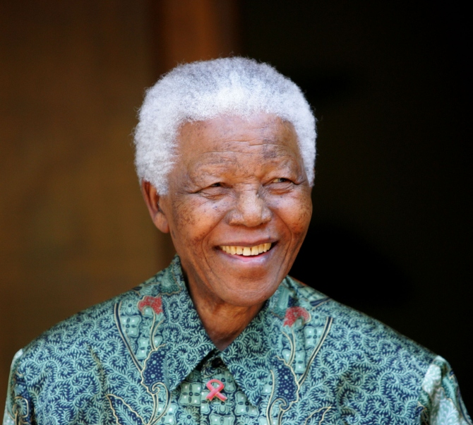Hero of South Africa Nelson Mandela dies at 95