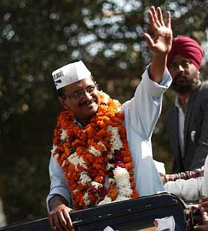 Is this the rise of a new kind of politics in India?