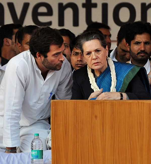 Whether Sonia and Rahul Gandhi can turn the fortunes of the Congress party remains to be seen