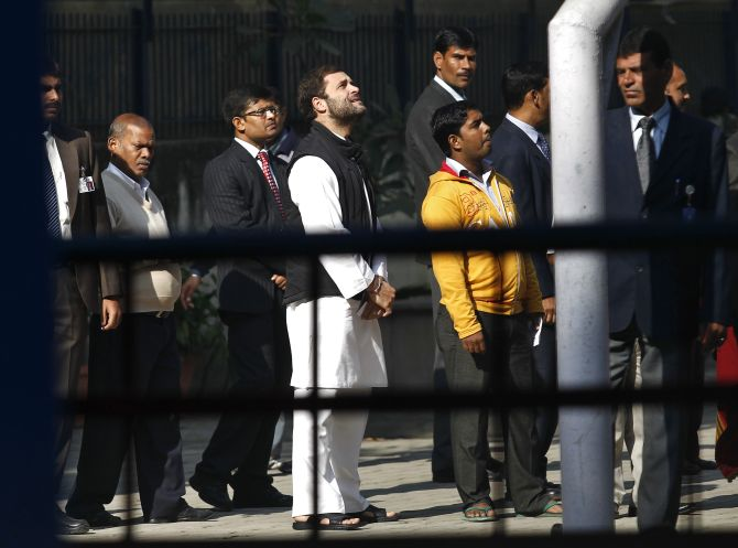 Rahul has to identify his failings, and reinvent himself accordingly